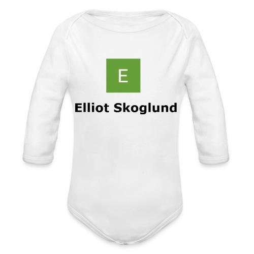 Prenumerera - Ekologisk långärmad babybody
