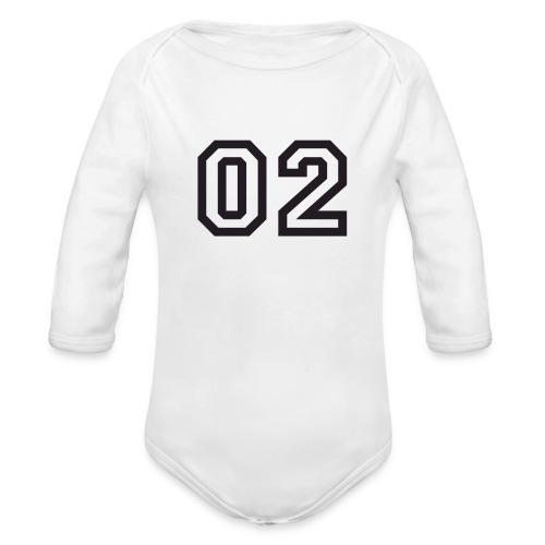Praterhood Sportbekleidung - Baby Bio-Langarm-Body