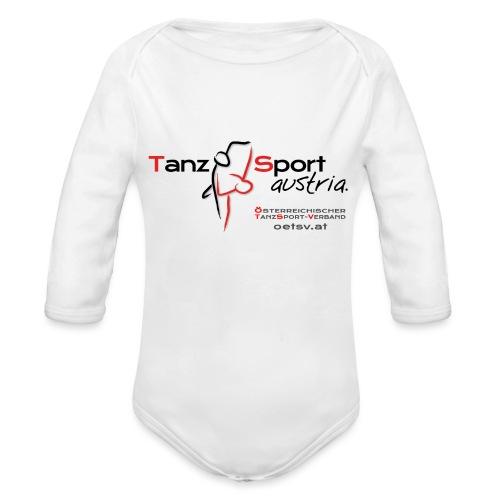 Logo OTSV V1 Austria gif - Baby Bio-Langarm-Body