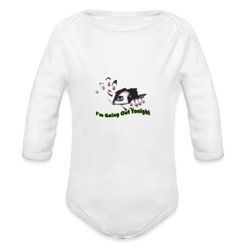 Fherry-stasera esco - Body ecologico per neonato a manica lunga