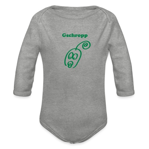 Gschropp - Baby Bio-Langarm-Body