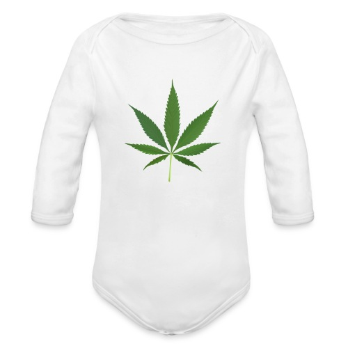 2000px-Cannabis_leaf_2 - Langærmet babybody, økologisk bomuld
