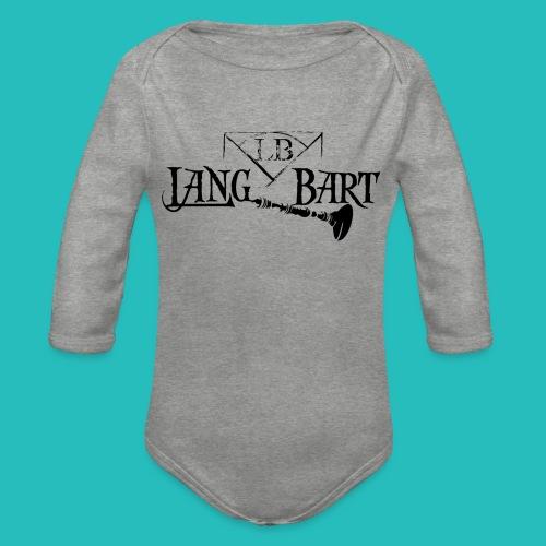 Logo-BN - Body ecologico per neonato a manica lunga