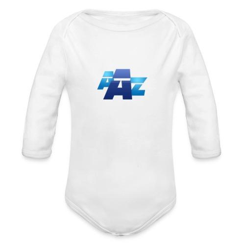 AAZ design large - Body Bébé bio manches longues