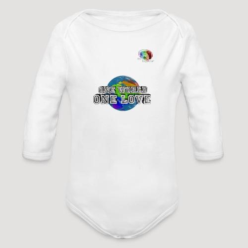 Shirt5 - Baby Bio-Langarm-Body