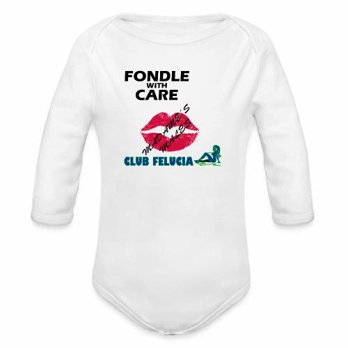 FWC_males - Organic Longsleeve Baby Bodysuit