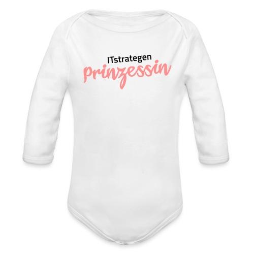 ITstrategen - Baby Bio-Langarm-Body