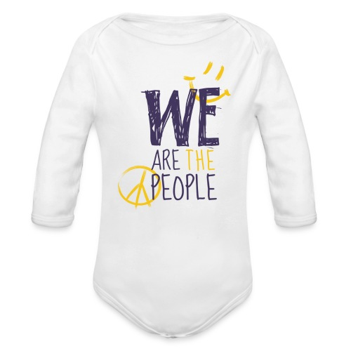 weare purple new png - Baby Bio-Langarm-Body