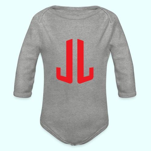 JL + NEXT LEVEL BODY - Vauvan pitkähihainen luomu-body