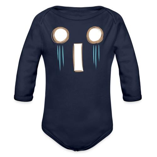 Kawaii_WhattheF_EnChantal - Organic Longsleeve Baby Bodysuit