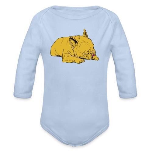 Moofie! - Økologisk langermet baby-body