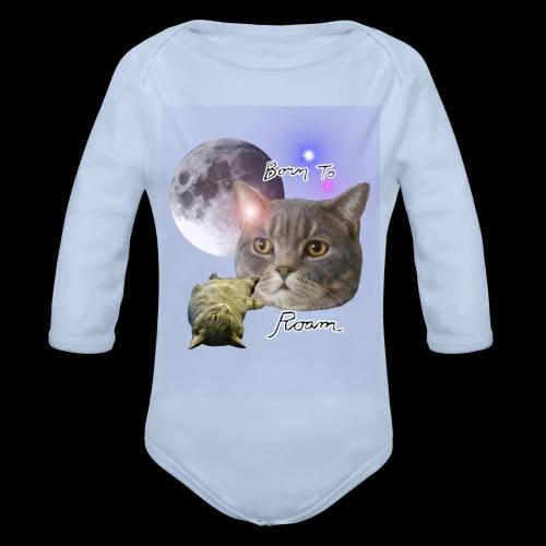 Epic Women Sieni Shirt - Vauvan pitkähihainen luomu-body