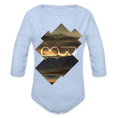 Men's shirt Album Cover - Organic Longsleeve Baby Bodysuit