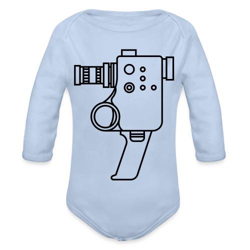 beffomi hd - Organic Longsleeve Baby Bodysuit