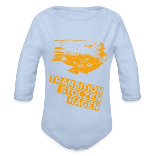 Transition Stolzenhagen - Baby Bio-Langarm-Body