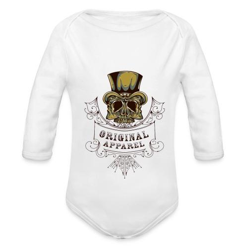 Original Apparel - Ekologisk långärmad babybody
