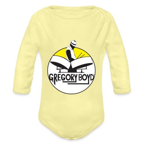 INTRODUKTION ELEKTRO STEELPANIST GREGORY BOYD - Langærmet babybody, økologisk bomuld