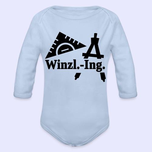 Winzling2 - Baby Bio-Langarm-Body