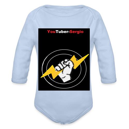 Y.T.S - Baby Bio-Langarm-Body