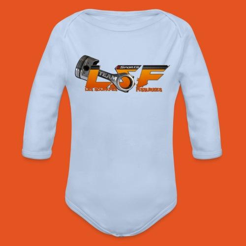 LSFlogo - Body Bébé bio manches longues
