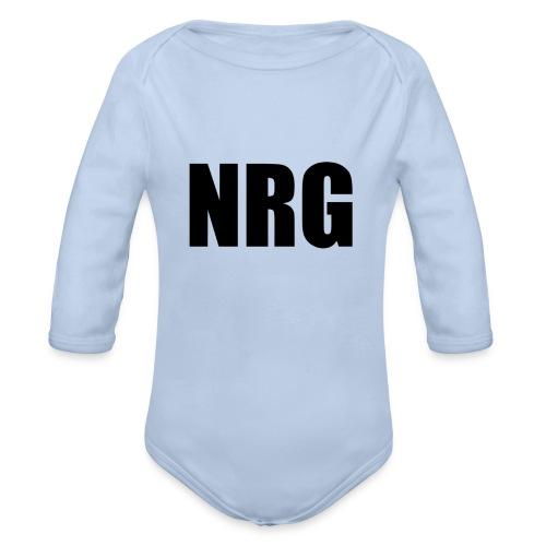 NRG - Baby Bio-Langarm-Body