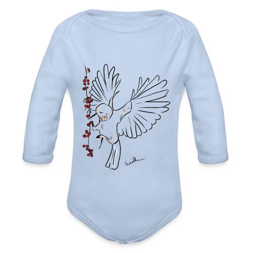 Koliberry - Baby Bio-Langarm-Body
