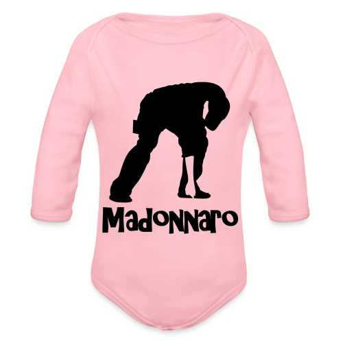 simpler version for logo - Organic Longsleeve Baby Bodysuit