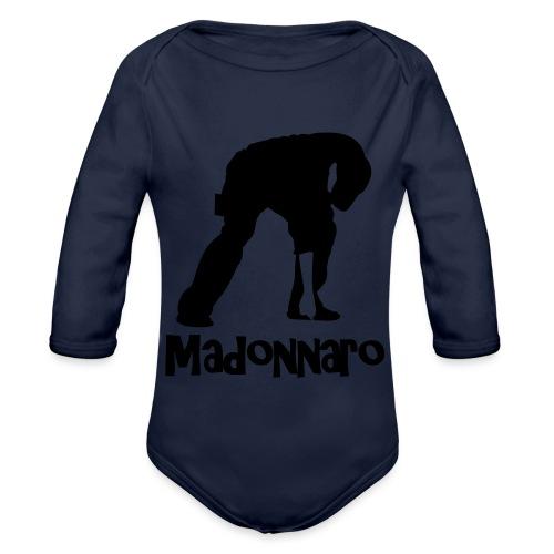 simpler version for logo - Organic Longsleeve Baby Bodysuit