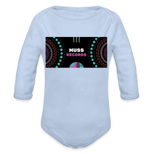 Muss_records_1_-1- - Body bébé bio manches longues