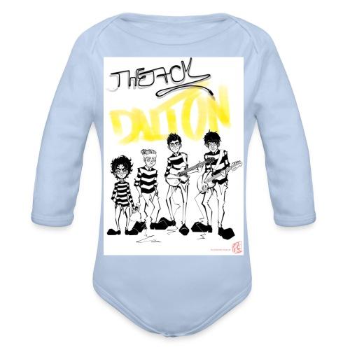 Thejackdaltonalter - Body bébé bio manches longues
