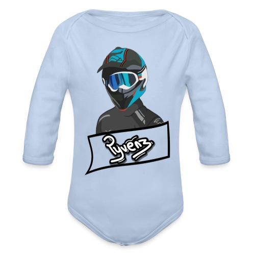 SWEAT RYVENZ - Body bébé bio manches longues
