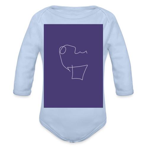 Global - Organic Longsleeve Baby Bodysuit
