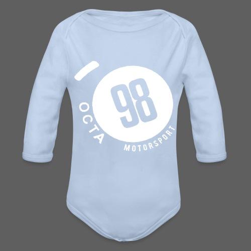 Octa98 simple - Baby Bio-Langarm-Body