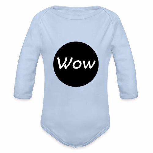Vswow - Organic Longsleeve Baby Bodysuit