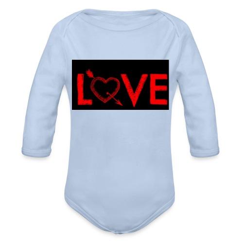 Baby's Love Dream Wear - Organic Longsleeve Baby Bodysuit