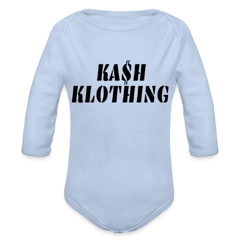 Kash Klothing Hat - Organic Longsleeve Baby Bodysuit