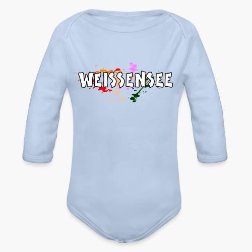 Weissensee - Baby Bio-Langarm-Body