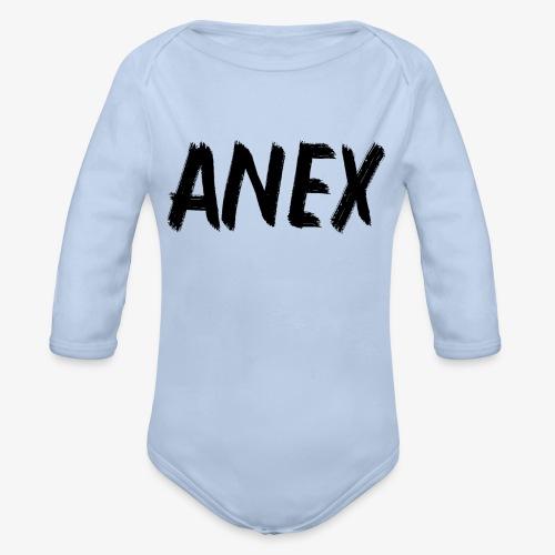Anex Cap - Organic Longsleeve Baby Bodysuit