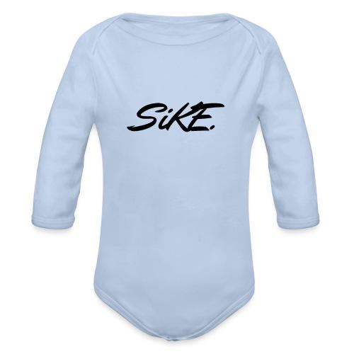 SIKE - Body Bébé bio manches longues