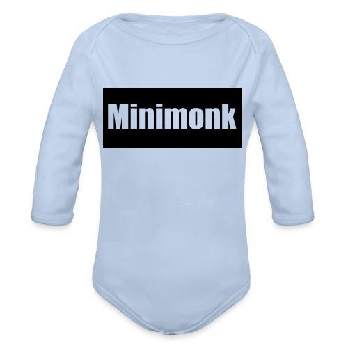 Design - Organic Longsleeve Baby Bodysuit