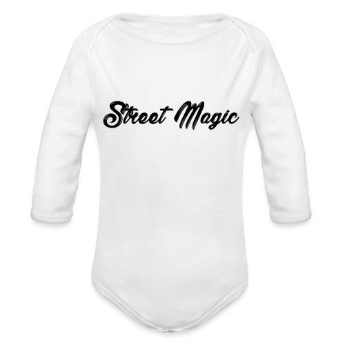 StreetMagic - Organic Longsleeve Baby Bodysuit