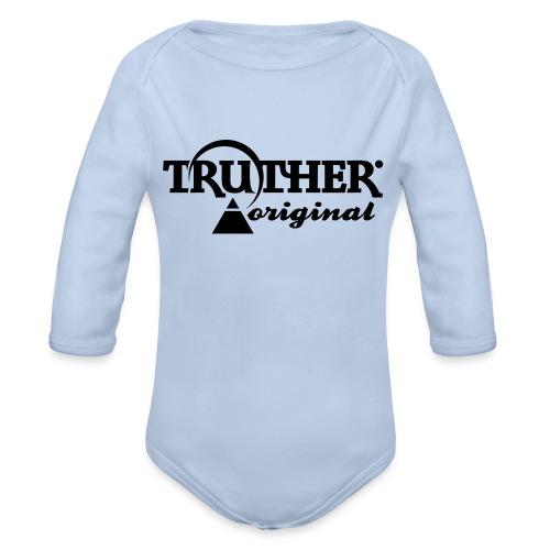 Truther - Baby Bio-Langarm-Body