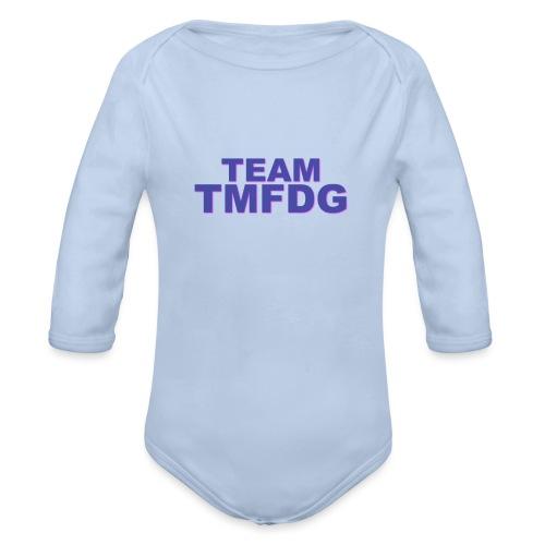 Collection : 2019 Team TMFDG - Body Bébé bio manches longues