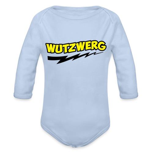 Wutzwerg - Baby Bio-Langarm-Body
