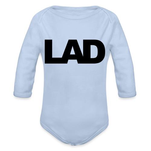 lad - Organic Longsleeve Baby Bodysuit