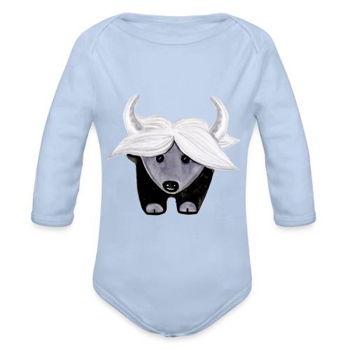 jaime_tibet_yak pillow - Baby Bio-Langarm-Body