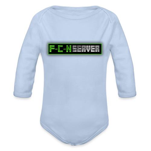 F-C-N Server - Baby Bio-Langarm-Body