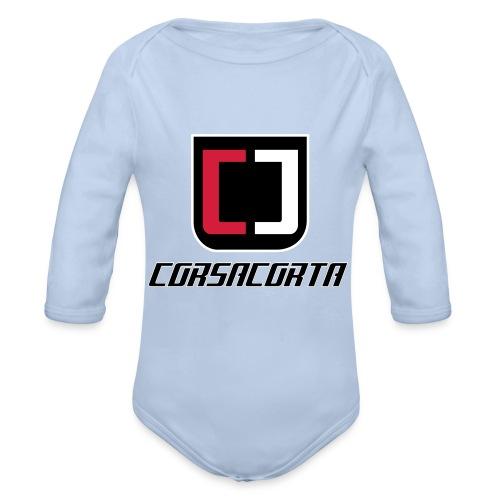 Arredamento - Corsacorta - Body ecologico per neonato a manica lunga