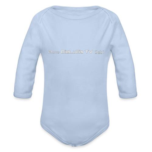 Lulli Kissen - Baby Bio-Langarm-Body