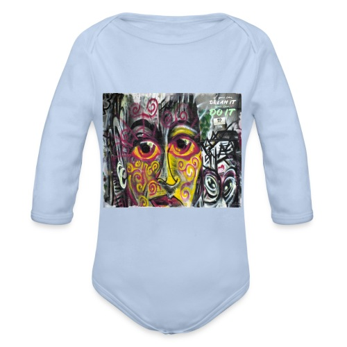 If you can dream it ... - Baby Bio-Langarm-Body